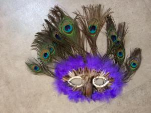 fasching-maske