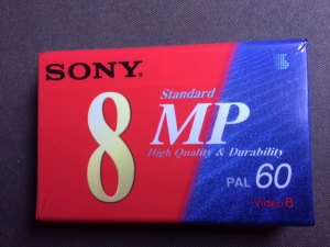 video-kassette