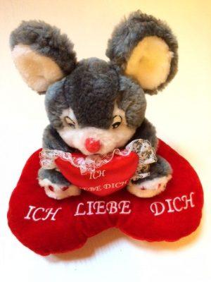 pluesch-herz